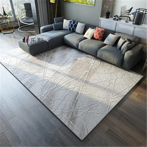 AOVOLL Soft American Style Carpets For Living Room - Paruse