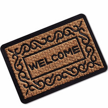Rubber Printed Pattern Door Mat - Paruse