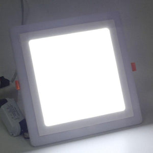 RGB LED Downlight 3W 6W 12W 18W Round Square Recessed Lamp - Paruse