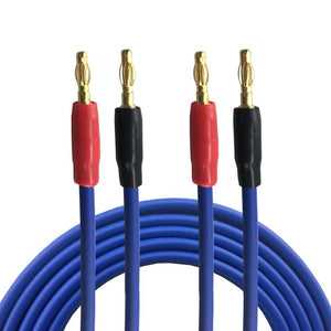 Banana Plug Speaker Cable - Paruse