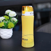 Colorful Plastic Portable Bicycle Water Bottle