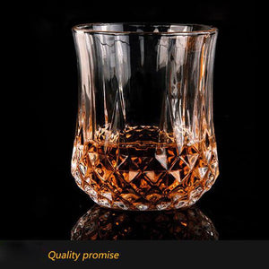 Creative Crystal Whisky Glass