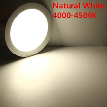 Ultra thin design 25W LED ceiling recessed grid downlight - Paruse