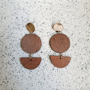 Elle Wood Earrings