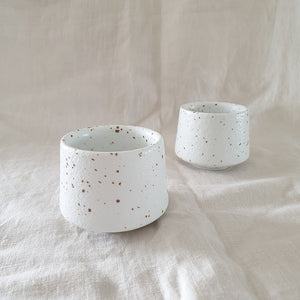 Sumi Speckled Cup