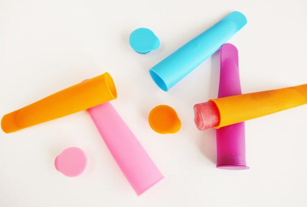 Push Up Ice Lollies Moulds, Tablewares - The Happy Beach