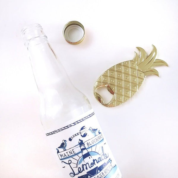 Pineapple Bottle Opener, Tablewares - The Happy Beach