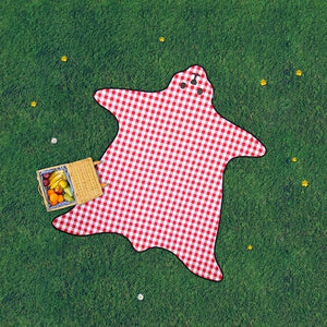 Bear Skin Picnic Mat, Picnic Mat - The Happy Beach