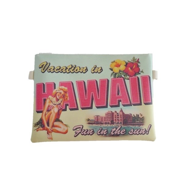 Hawaiian Girl Sling Bag, Bags - The Happy Beach