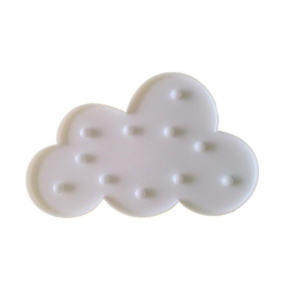 Cloud Marquee Light, Decor - The Happy Beach