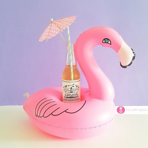 XL Flamingo Drink Float, Pool inflatables - The Happy Beach