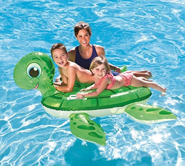 Sea Turtle Ride On, Pool inflatables - The Happy Beach