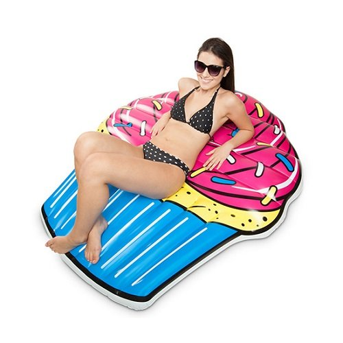 Giant Cupcake Pool Float, Pool inflatables - The Happy Beach