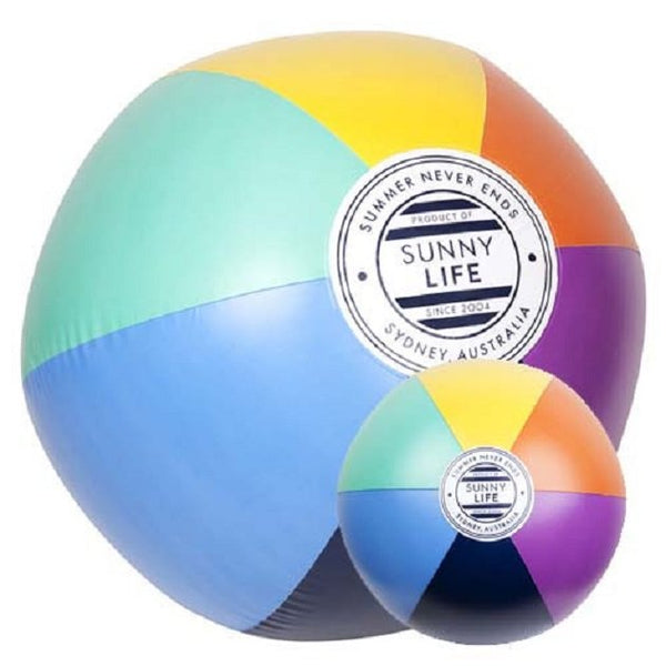 Sunnylife XL Beach Ball, Pool inflatables - The Happy Beach