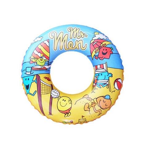 Mr Men Ring Float, Pool inflatables - The Happy Beach