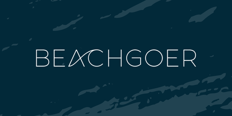 beachgoer logo