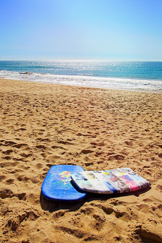 Boards can get damaged from all kinds of things, such as crashing waves or being left out in the sun. Luckily, repairs are fairly quick and easy.