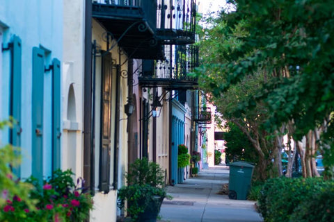 The City of Charleston is a truly beautiful city, and has lots of beautiful area beaches.