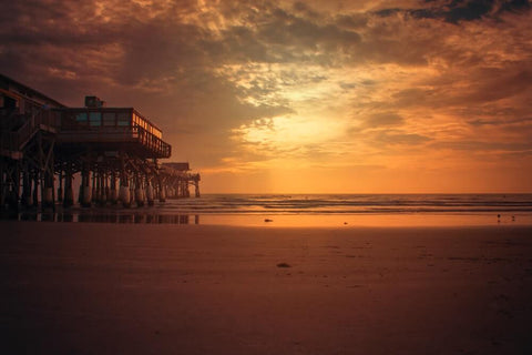 Known as a major surfing destination, Cocoa Beach takes #1 on our list of top Florida beaches.