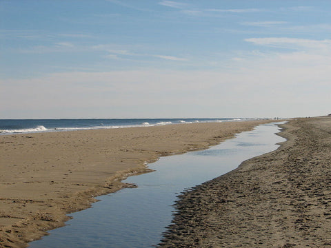 Located just north of Ocean City, Maryland, Fenwick Island offers a more peaceful atmosphere.
