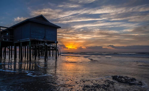 A visit to neighboring Folly Beach is a must.