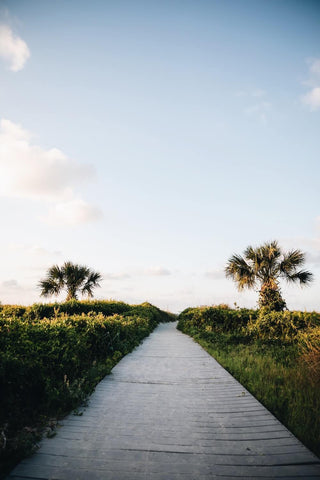 Hilton Head Island is known for its pristine and quiet beaches.