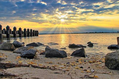 For white sand beaches and great fishing spots, Lavallette Beach takes the #12 spot.