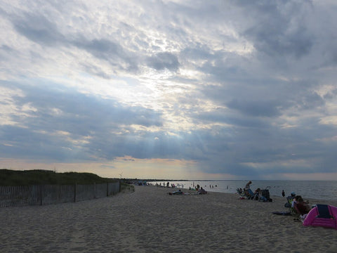 Lewes Beach is an excellent choice for history buffs and nature lovers alike.