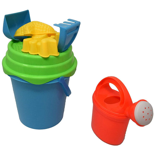 Beachgoer 7 Piece Beach Bucket Toy Set