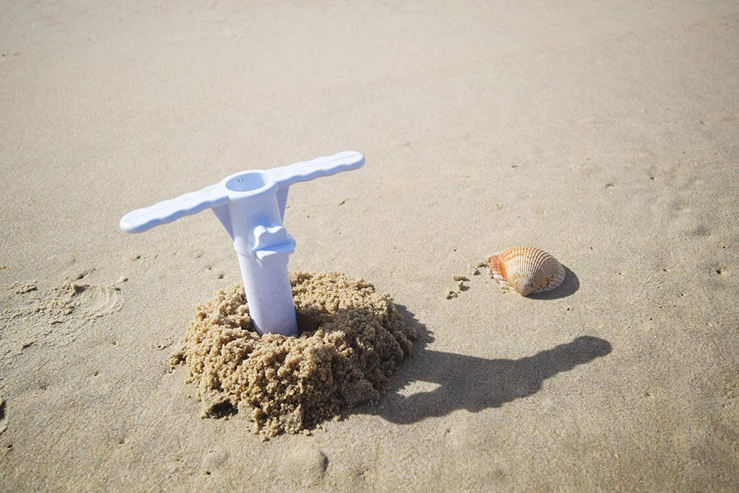 Beachgoer Beach Umbrella Sand Anchor
