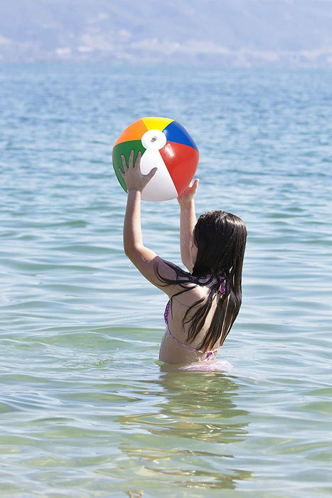 "Beachgoer 20"" Beach Balls - 12 Pack Beach Toy Beachgoer"