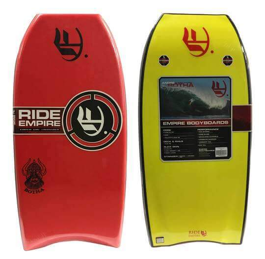 Empire Mini Botha PP Bodyboard
