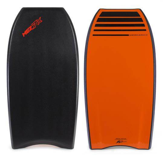 NMD Mez 7X Kinetic PP Bodyboard