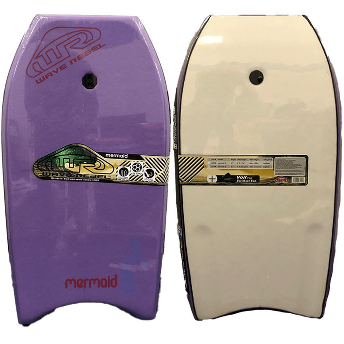 Wave Rebel Mermaid Bodyboard