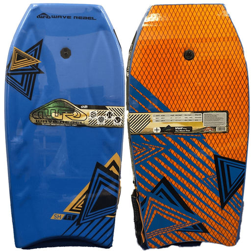 Wave Rebel Shift Bodyboard