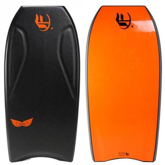 Empire Duo PE Bodyboard with Contours