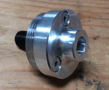 Load image into Gallery viewer, 2JZ Billet Mechanical Fuel Pump Mount