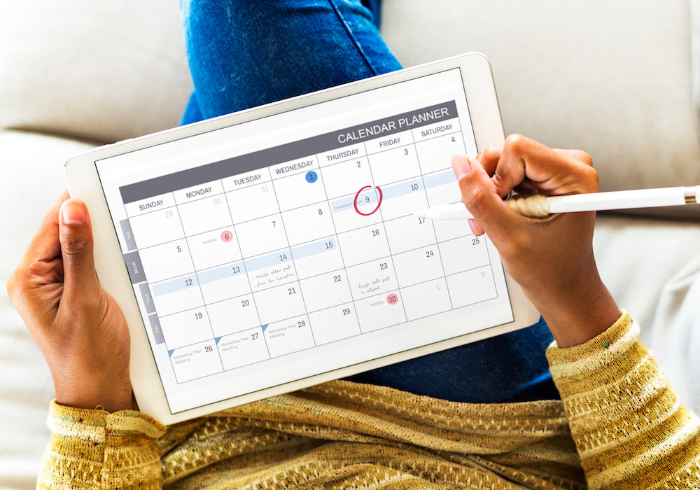 El calendario de un Optimista Digital