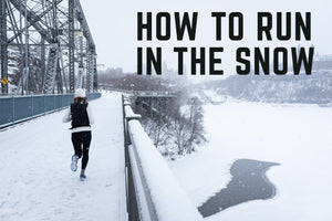 How to run in the snow properly: The All-Season Co.