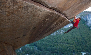 Free Solo: Want to know what it feels like to mountain climb without ropes like Alex Honnold?