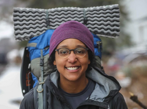 Hiker Emily Ford completes 1200-mile trek through the Wisconsin winter