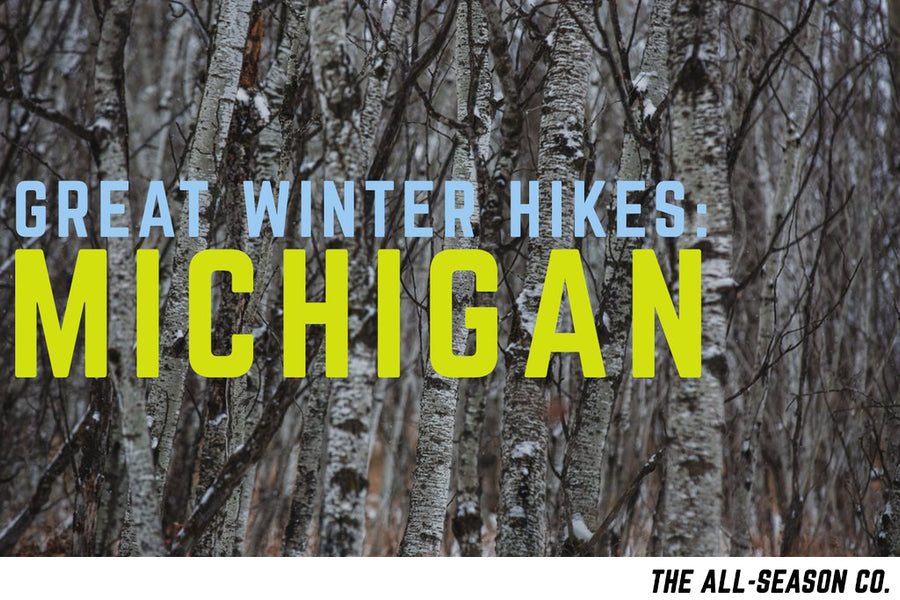 5 must-do winter hikes in Michigan