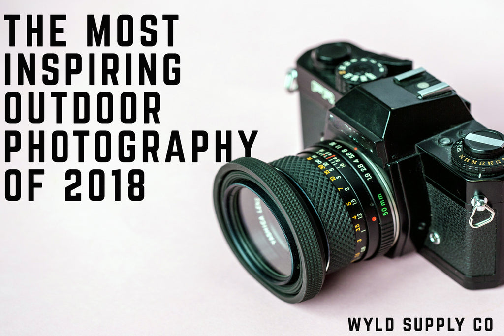 2018's most inspiring outdoor photography