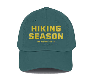 Hiking Season: Cap - The All-Season Co.