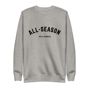 All-Season: Unisex fleece pullover - The All-Season Co.