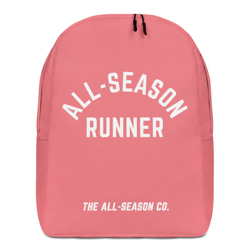 All-Season Runner: Pinkpack - The All-Season Co.