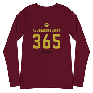 365: Unisex Long Sleeve Tee - The All-Season Co.