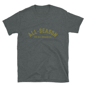 All-Season: Short-sleeve unisex tee - The All-Season Co.