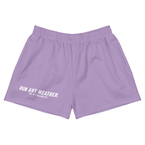 Any weather: Women's athletic shorts - The All-Season Co.