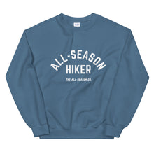 All-Season Hiker: unisex sweatshirt - The All-Season Co.